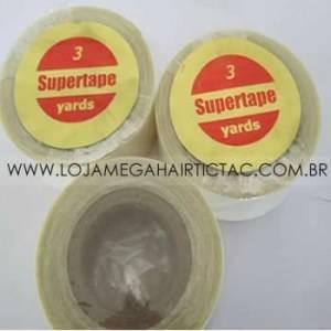 Rolo Fita Adesiva Super Tape 300 cm para Manutenção