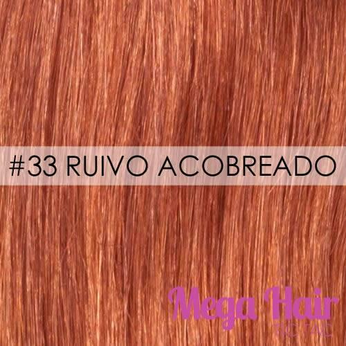 #33 Ruivo Acobreado