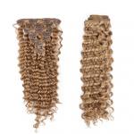 Mega Hair Tic Tac Crespo Cabelo Humano 51cm – 100 gramas