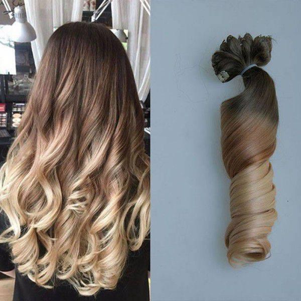 evolução do mega hair