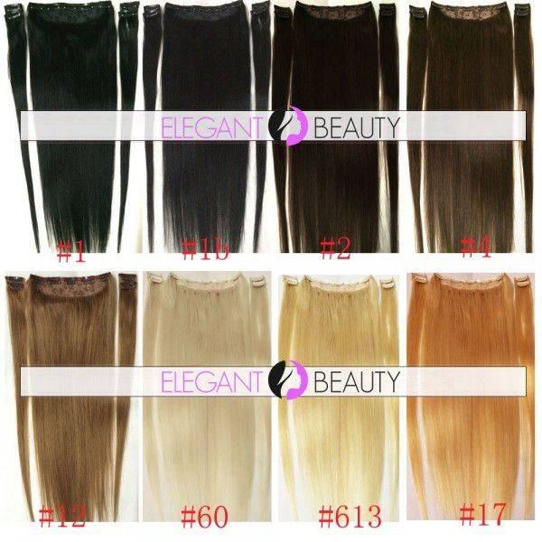 mega hair tic tac 5 telas varias cores cabelo humano