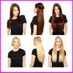 Mega Hair Flip Cabelo Sintético Liso 60 cm 80 gramas
